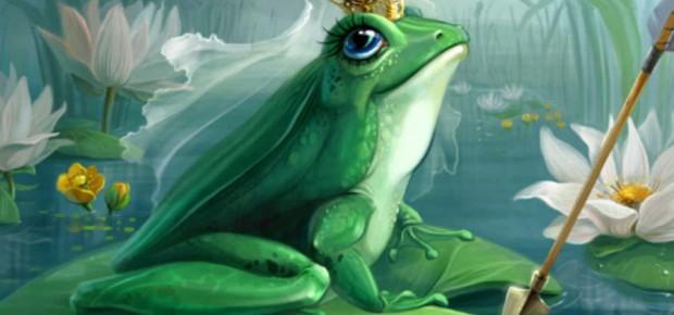 Ритуал на замужество: царевна-лягушка — Симорон всея Планеты