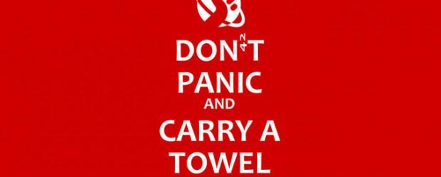 День полотенца — Симорон всея Планеты