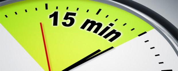 Правило 15 минут — Симорон всея Планеты