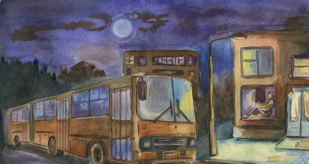 Транспортный Ванечка — Симорон всея Планеты