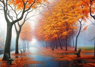 Вот и наступила осень — Симорон всея Планеты